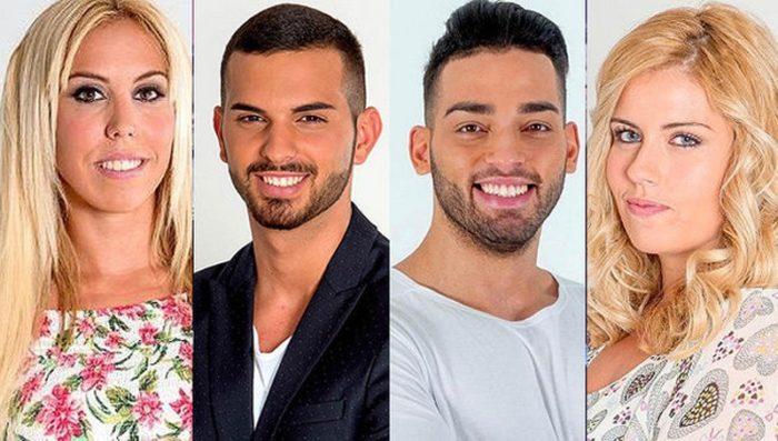 Amanda, Suso, Ricky y Marina se enfrentan a la expulsión esta noche en Gran Hermano 16