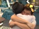 Han y Aritz, abrazos y besos de reconciliación en Gran Hermano 16