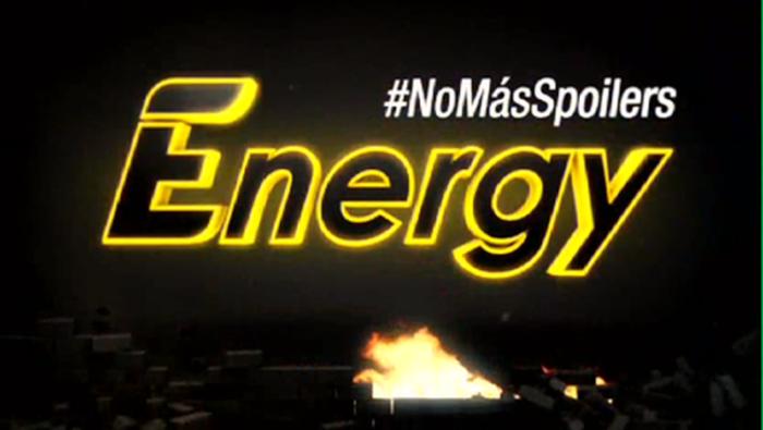 Energy se convierte en un canal de ficción internacional desde hoy