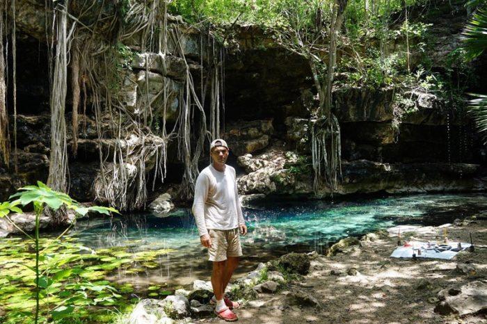 Wild Frank viaja el domingo a México en Discovery MAX