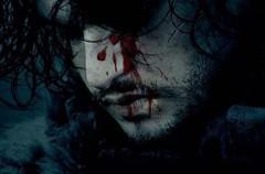 Jon Snow ensangrentado en el primer póster de la sexta temporada de Juego de tronos
