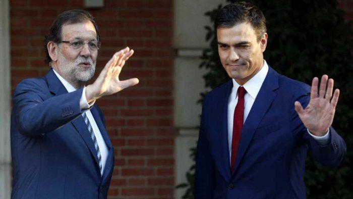 Mariano Rajoy y Pedro Sánchez charlarán con Bertín Osborne En la tuya o en la mía