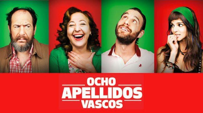 Ocho apellidos vascos se estrena mañana en Telecinco y Cuatro