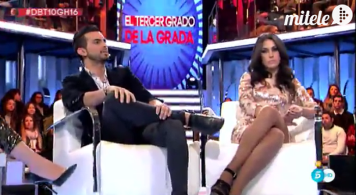 Raquel y Suso se enfrentan en Gran Hermano 16: el debate