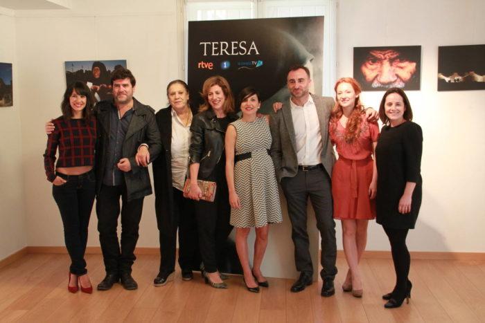 La 1 estrena el martes Teresa con Marián Álvarez
