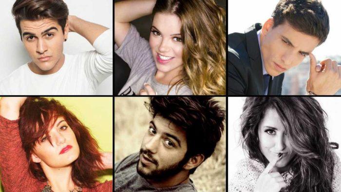 Estos son los 6 candidatos a representar a España en Eurovisión 2016