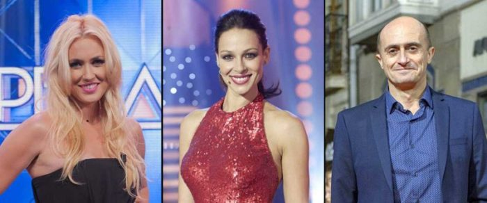 Eva González, Carolina Cerezuela y Pepe Viyuela elegidos para presentar ¡Feliz 2016! en La 1