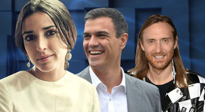 Pedro Sánchez, Inma Cuesta y David Guetta visitan El hormiguero 3.0