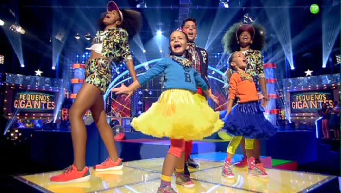 Esta noche, final de la segunda edición de Pequeños gigantes en Telecinco