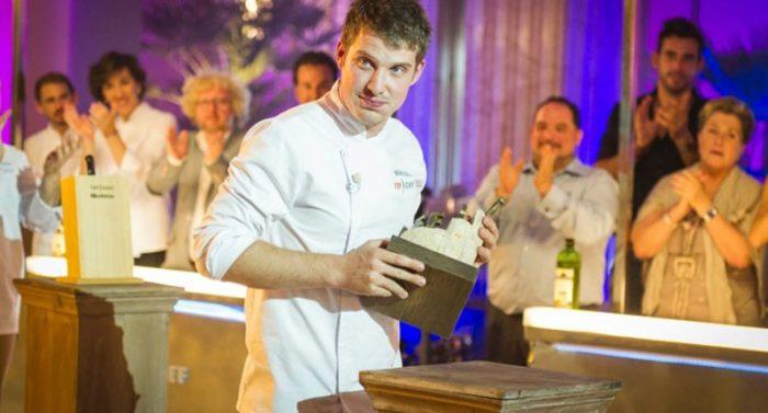 Marcel gana la tercera edición de Top Chef en Antena 3
