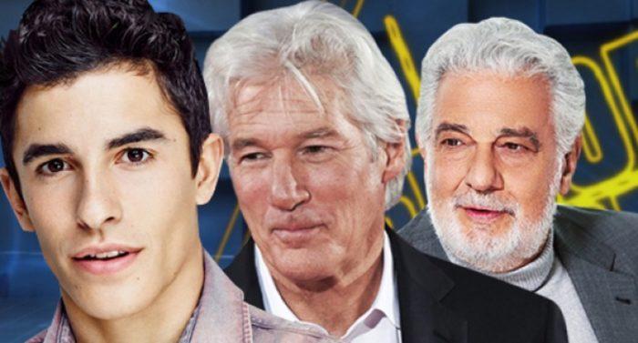 Plácido Domingo, Richard Gere y Marc Márquez visitan El hormiguero 3.0 esta semana
