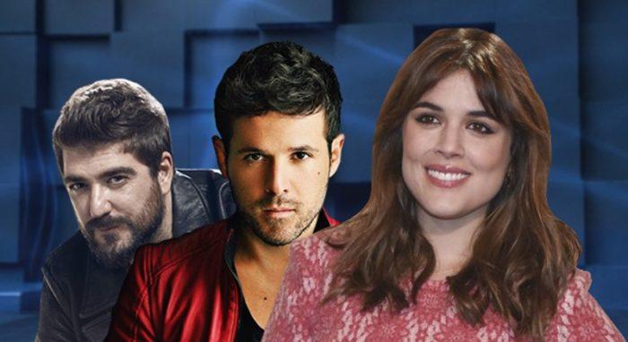 Pablo López, Antonio Orozco y Adriana Ugarte visitan El Hormiguero 3.0 la próxima semana