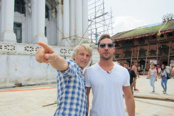 David Bisbal regresa a Nepal en Planeta Calleja esta noche