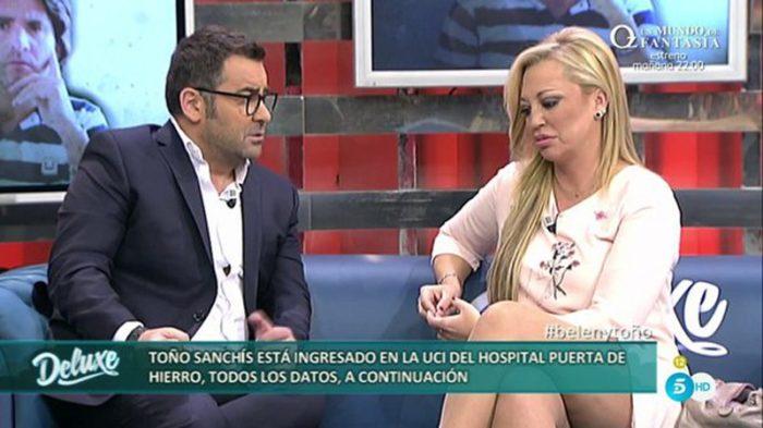 Sálvame deluxe con la hospitalización de Toño Sanchís vence a Tu cara me suena