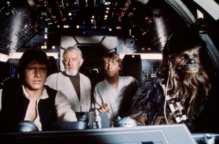 En la tuya o en la mía lidera, Star Wars destaca y B&b se despide con mínimo