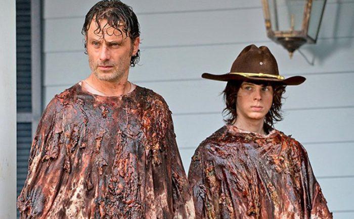 Scott M. Gimple y Andrew Lincoln (The Walking Dead) desvelan lo malvado que es Negan