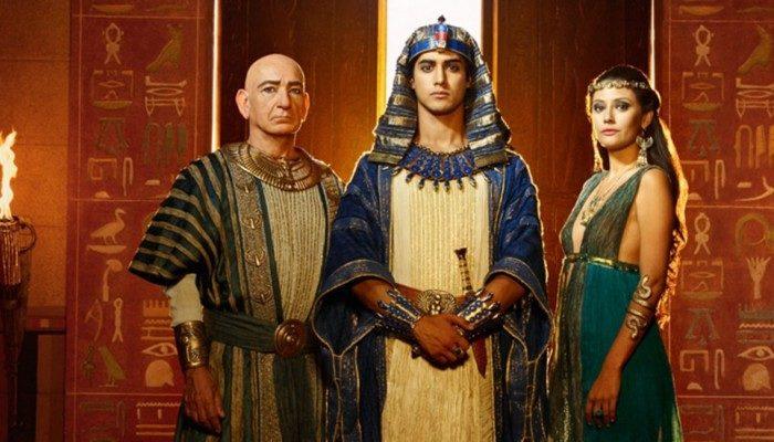 La miniserie Tutankamón se estrena mañana en Cuatro