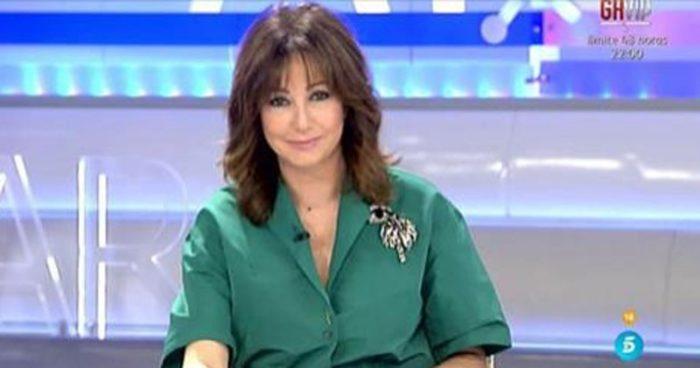 Ana Rosa Quintana, orgullosa de cumplir 60 años