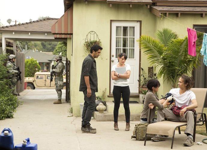 La segunda temporada de Fear The Walking Dead se estrena el 10 de abril y se dividirá en dos partes