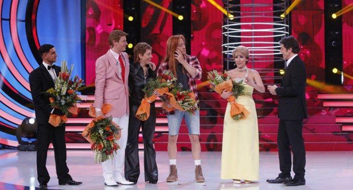 Ruth Lorenzo, Pablo Puyol, Edu Soto, Adrián Rodríguez y Ana Morgade, finalistas de Tu cara me suena
