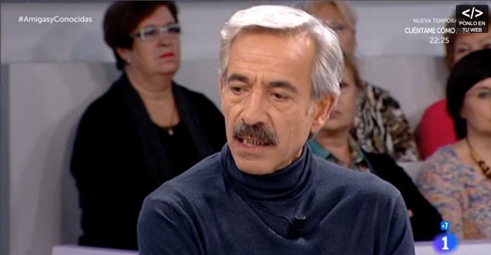 Imanol Arias, muy critico con los concursantes de Gran Hermano VIP
