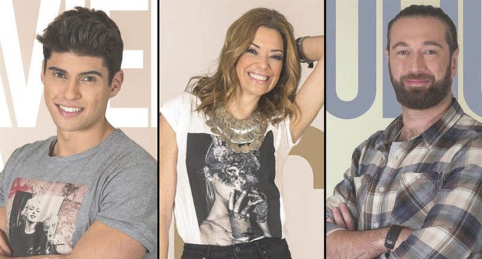 Javier Tudela, Lucía Hoyos y Julius, nominados en Gran Hermano VIP 4