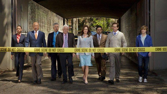 Divinity estrena Major Crimes, el spin-off de The Closer, esta noche