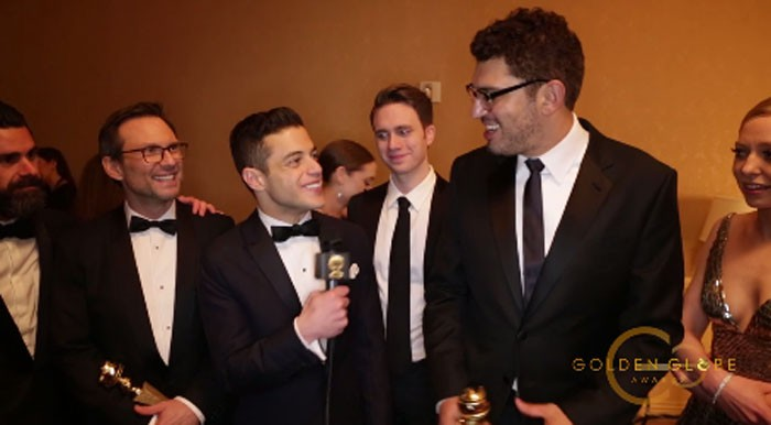 Mr. Robot y Mozart in the jungle, triunfadoras de los Globos de Oros 2016 con Lady Gaga premiada