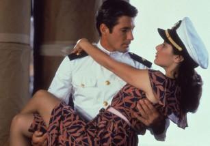 Paramount Channel celebra San Valentín con la emisión de Oficial y caballero