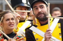Antena 3 sigue dominando la noche del viernes con la segunda temporada de Allí abajo