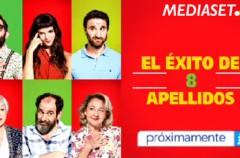 """Telecinco monta """"El éxito de 8 apellidos"""" contra el estreno de """"Buscando el norte"""""""