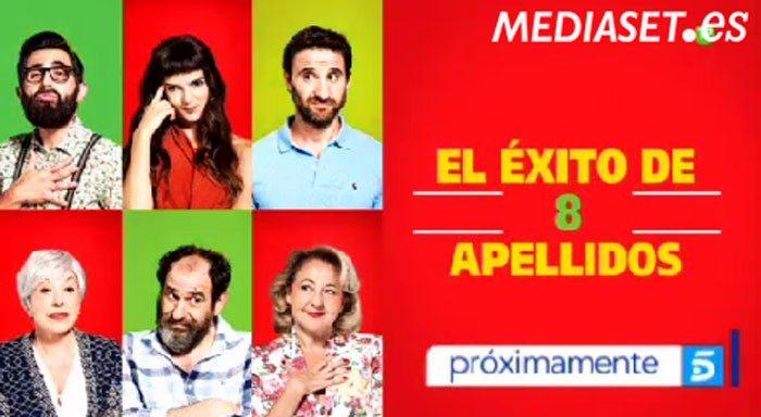 """Telecinco monta """"El éxito de 8 apellidos"""" contra el estreno de """"Perdiendo el norte"""""""
