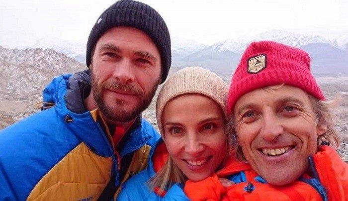 Elsa Pataky desvela detalles de su aventura con Jesús Calleja