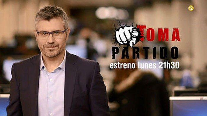 """Cuatro estrena """"Toma partido"""" hoy en el access prime time"""