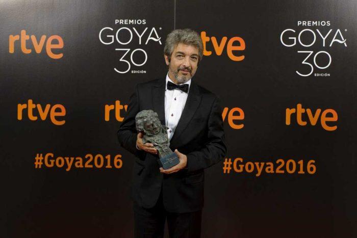 La entrega de Los Goya 2016 roza los 4 millones de espectadores en La 1
