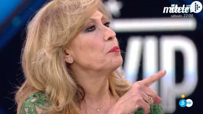 Rosa Benito se convierte en la sexta expulsada de Gran Hermano VIP 4