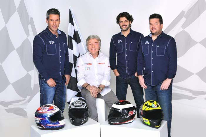 Sergio Romero se incorpora a las retransmisiones del Mundial de Motociclismo en Mediaset España