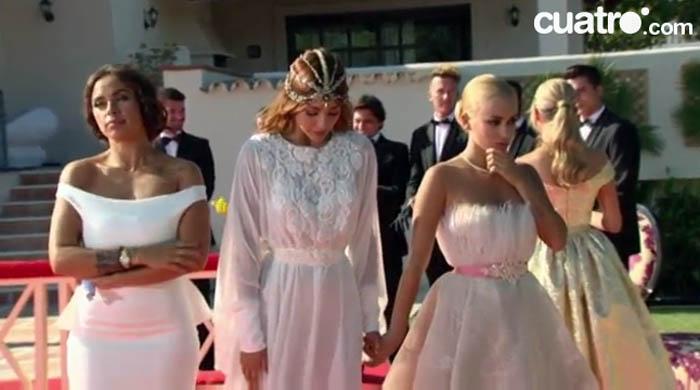 Rym, Yiya y Marta, su decisión en la final de Un príncipe para tres princesas