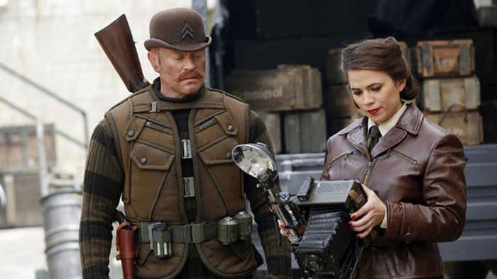 Energy estrena mañana la segunda temporada de Marvel:  Agentes de S.H.I.E.L.D