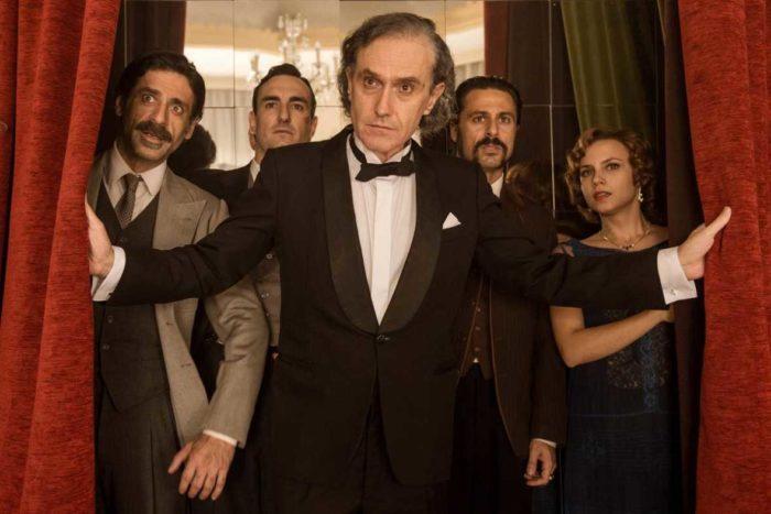 Mañana Tiempo de magia con Houdini en El Ministerio del Tiempo