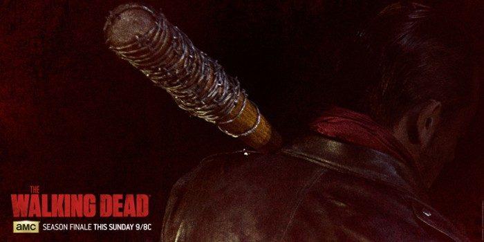 AMC nos muestra al villano de The Walking Dead, Negan, y a su querida Lucille