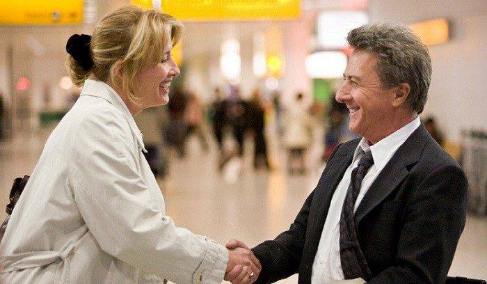Nunca es tarde para enamorarse, película en Telecinco