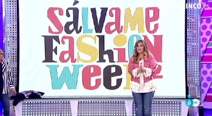 Se confirma la segunda edición de la Sálvame Fashion Week