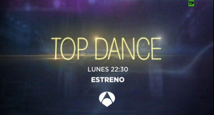 Top Dance se estrena el lunes en Antena 3