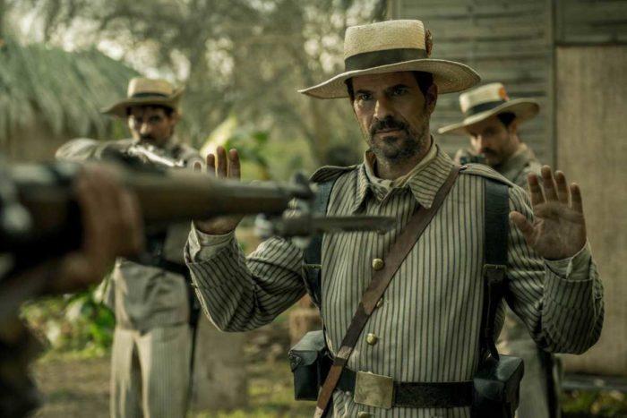 Vuelve Julián (Rodolfo Sancho) a El Ministerio del Tiempo
