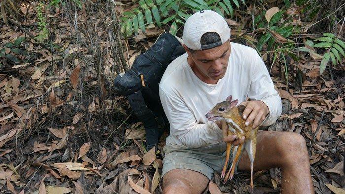 Wild Frank regresa comprometido con la defensa de los animales en Discovery MAX