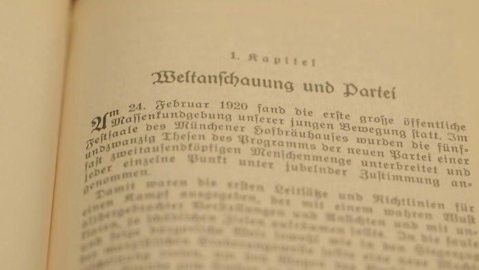 Discovery MAX estrena mañana Mi lucha: el libro prohibido de Hitler