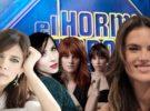 Amaia Salamanca, Úrsula Corberó, Maribel Verdú y Alessandra Ambrosio en El Hormiguero