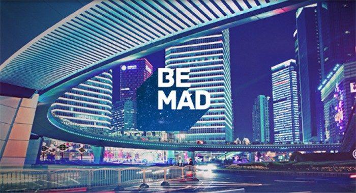 Be Mad comienza sus emisiones el jueves, 21 de abril