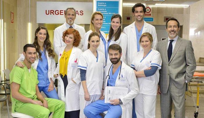 Centro Médico emitirá dos capítulos de estreno cada tarde desde mañana